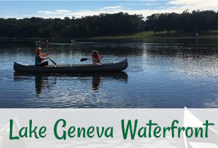 Lake Geneva Waterfront
